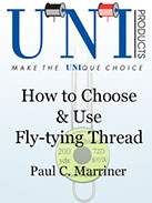 Cover image of the digital edition of How to Choose & Use Fly-tying Thread