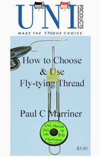 cover of How to Choose and Use Fly-tying Thread